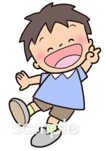 男の子 Vサイン 5月の壁面飾りイラストなら小学校幼稚園向け保育園