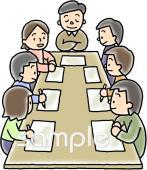 会話イラストなら小学校幼稚園向け保育園向け自治会pta向けの