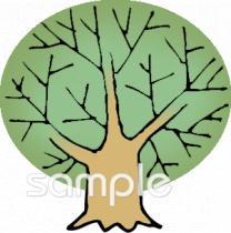 木イラストなら小学校幼稚園向け保育園向けのかわいい無料イラスト