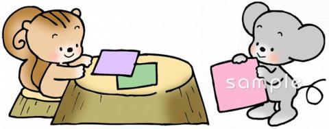 折り紙イラストなら保健室小学校幼稚園向け保育園向けのかわいい