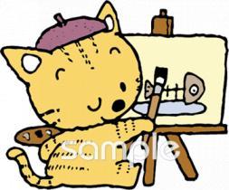 芸術の秋イラストなら小学校幼稚園向け保育園向けのかわいい無料