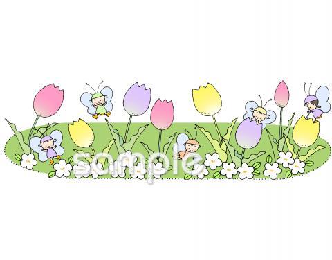 春の花イラストなら小学校幼稚園向け保育園向けのかわいい無料