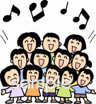 合唱イラストなら小学校幼稚園向け保育園向けのかわいい無料