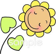 夏の花イラストなら小学校幼稚園向け保育園向けのかわいい無料