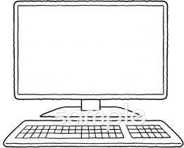 パソコン イラスト フリー