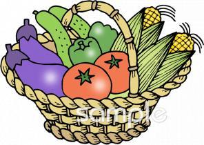 夏野菜イラストなら図書館小学校幼稚園向け保育園向けのかわいい