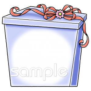 プレゼント 箱イラストなら小学校幼稚園向け保育園向けのかわいい